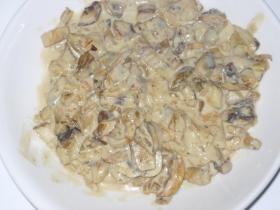 Salsa de setas (funghi)